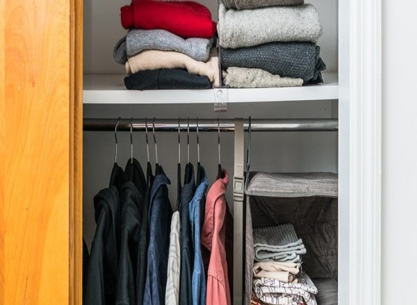 How to Organize Clothes When You Have Too Many to Handle