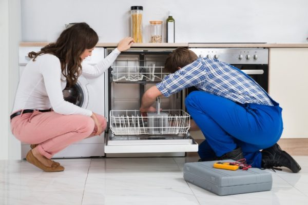 How To Fix Your Dishwasher