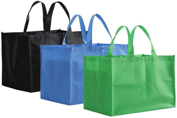 Grab Your Reusable Bags When It Is Time for Shopping